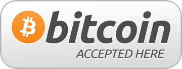 We Accept Bitcoin | CryptoStuff.tech | Online with Mick